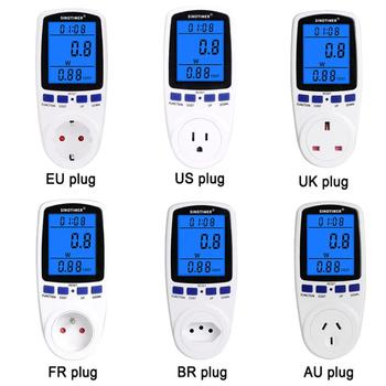 LCD Backlight Displaying Electricity Monitoring Wattmeter Smart Power Consumption Energy Meter Electrical Instruments 1