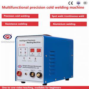 Repair-Welder Cold-Welding-Machine Precision Tig Aluminum Argon for Copper Stainless-Steel