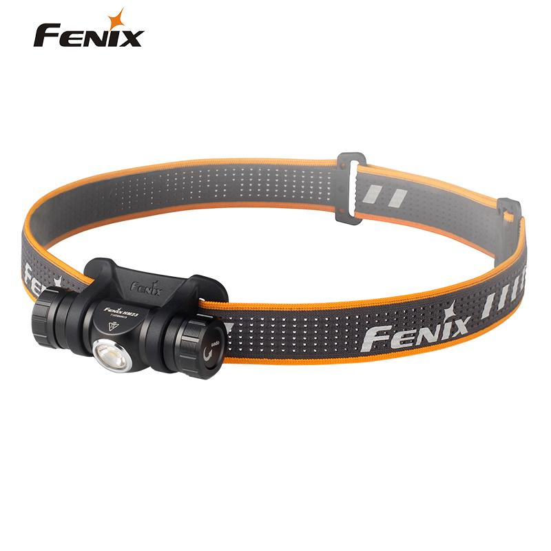Fenix HM23 Cree Neutral White LED Compact & Lightweight Headlamp Lighting For Extremes With Free AA Battery