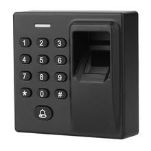 Fingerprint Access Control Biometric Fingerprint Recognization RFID Card Password Backlight Keypad Access Control Syetem