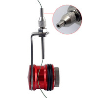 Fishing Bobbin Knotter FG GT RP Line Wire Knotting Tool Cable Connector Fishing Line Winder Assist Knotting Machine|Fishing Tools|   -