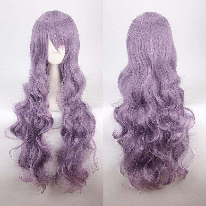 Long Multicolored Wig 4