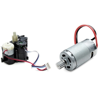 Front Steering Engine ZJ04 Accessory Spare Parts 15-ZJ04 for GPTOYS S911 S912 & 390 Motor with Gear DJ01 for GPTOYS 911