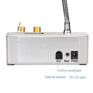Image 5 - RETEKESS TW104 3W Digital Full Duplex Window Counter Intercom System For Bank Office pharmacy Dining Hall  Counter Voice System