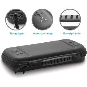 Image 4 - Duro Borsette Per Nintend Interruttore Lite Impermeabile Da Viaggio EVA Borsa Per Il Trasporto Della Copertura Per Nintendo Switch Mini Accessori Per Console