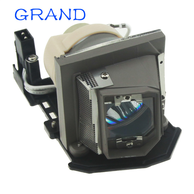 Compatible Projector Lamp with housing SP 8LG01GC01 for OPTOMA DS211 DX211 ES521 EX521 OPX2630 PJ666 PJ888 RS515