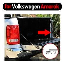 Assistência de choque para volkswagen amarok 2013-2019 captador acessórios traseira inoxidável da bagageira retardar suportes de gás amortecedor