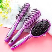 Balloon massage comb curling straight hair Liu Hai Li Hua professional hairdressing set