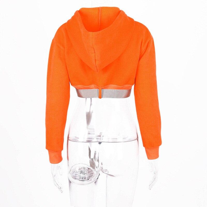 orange short sweatshirt women16