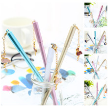 Creative Cool Leuke Flamingo Vos Gel Pen Hanger Gitaar Olifant Gitaar School Office Supply Kawaii Kawai Stationair(China)