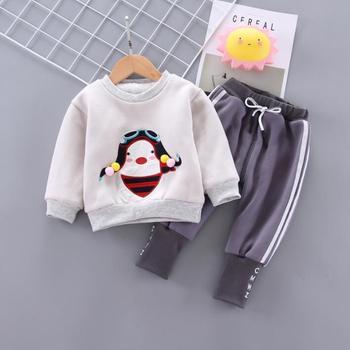 Conjunto de Invierno Pingüi (12 Meses – 4 Años)
