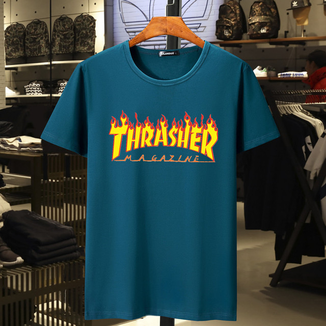 2020 coton été manches courtes T-Shirt impression t-shirt col rond amitié été T-Shirt mode grande taille 5xl 6xl 7xl 8xl