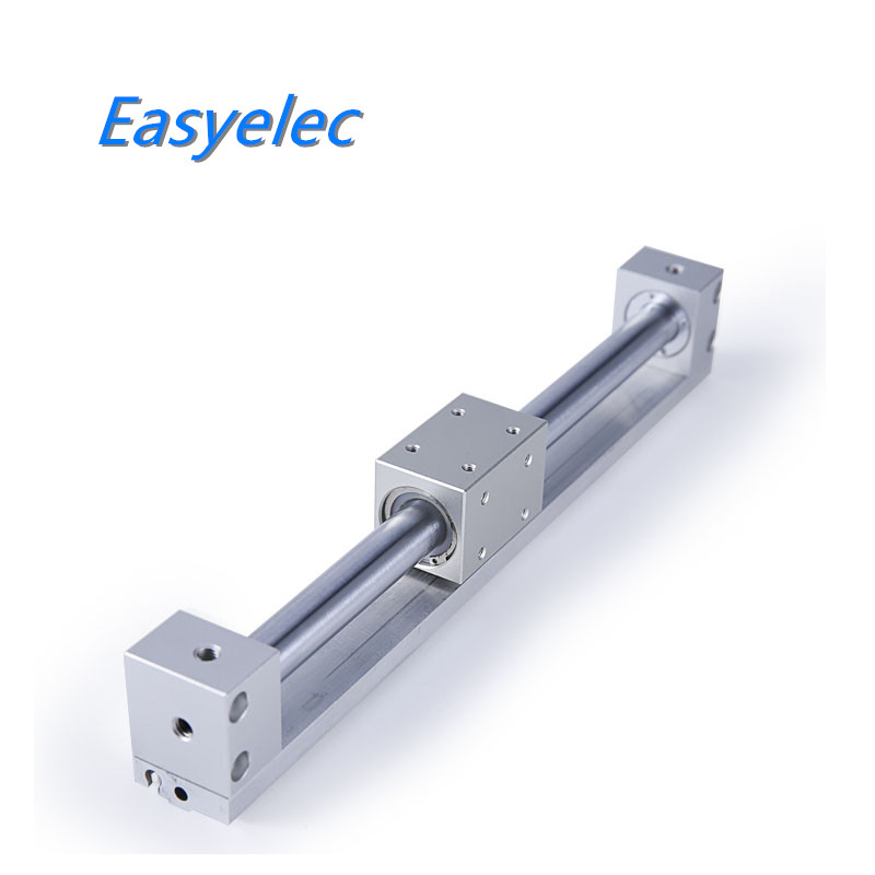 CY1R50/CY3R50 Rodless Cylinder Magnetic Coupling Guide Rod with Magnetic SMC Type CY3R50H