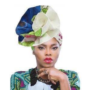 Image 2 - Gele headtie כבר עשה טורבן africain femme אפריקאי ראש כורכת