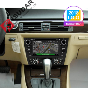 Image 2 - Isudar 2 DINวิทยุAndroid 9 สำหรับBMW/320/328/3 Series E90/E91/E92/e93 รถมัลติมีเดียเครื่องเล่นดีวีดีGPS Navigation DVR FM