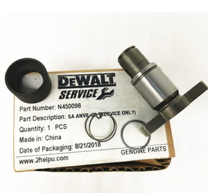 DEWAL ANVIL N450098 N486417 for DCF886 DCF885L2 DCF885B DCF885C2 DCF885 DCF835C2 DCF835 DCF886 DCF885M2 DCF836 DCF835C2 DCF887(China)