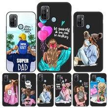 Fashion Super Mom Case For OPPO Reno 4 3 Pro 5G Case For OPPO Reno Ace 2 Reno4 Lite 10X Zoom F17 F11 R17 R11S R9S Plus Cover Bag