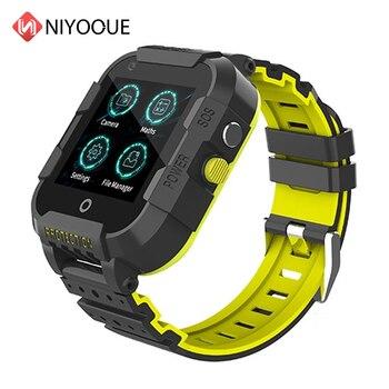 DF39 Kids Smart Watch 4G Sim Card Gps Wifi Lbs Tracker Watch Sos Call 1.4 Inch Camera Children Baby Tracking Clock Gift 1