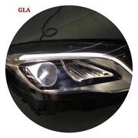 OEM 156 906 7500 156 906 7600 FULL LED headlight hid xenon headlight for GLA 156 2017 2018 mercede LED ballast A1769004104