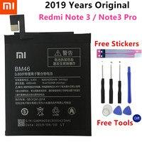 New Original BM46 High Capacity 4000mah Mobile Phone BM46 Battery For Xiaomi Redmi Note 3 note3 Pro/Prime Battery+Free Tools|Mobile Phone Batteries| |  -