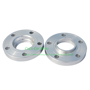 Image 3 - 2pcs 10mm 15mm 20mm pcd 5x112 66.6mm 타이어 메르세데스 벤츠에 대 한 플랜지 자동차 휠 허브 스페이서를 확대