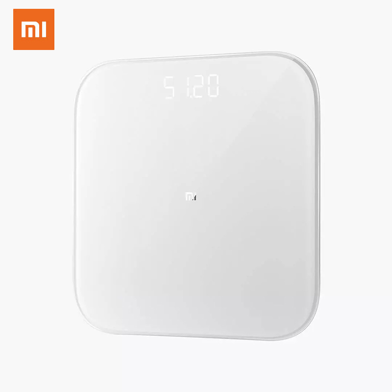 Xiaomi Scale-Support Health-Weight-Scale Bluetooth-5 Digital Integrated 2 Simplicity title=