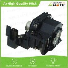 цена на High Brightnes Replacement Lamp Projector ELPLP43for EMP-TWD10/EMP-W5D lamp projector