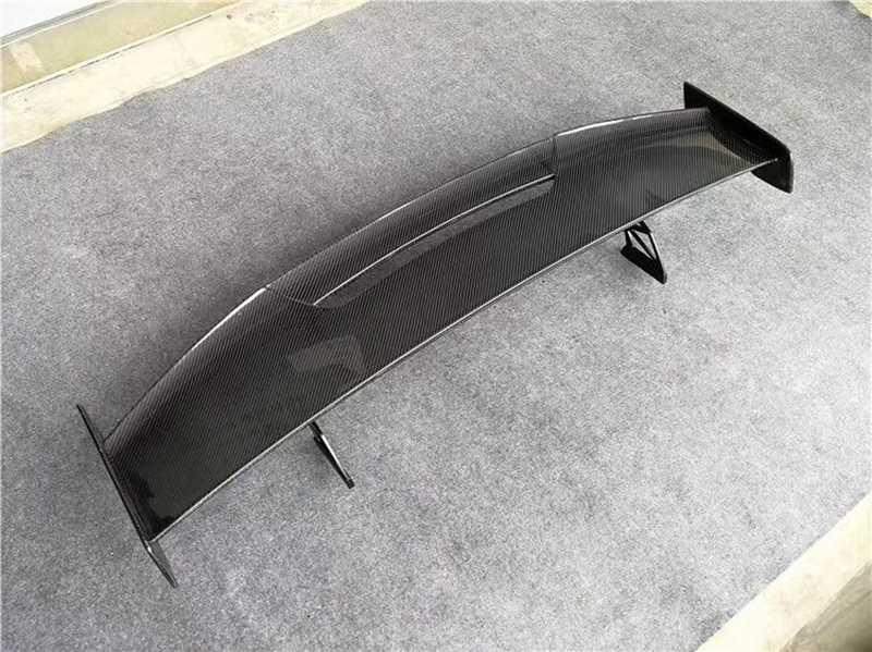 カースタイリング外装炭素繊維変更されたリアスポイラーテールトランクリップ装飾 bmw M1 M3 M4 M5 m6 マッド gt スポイラー