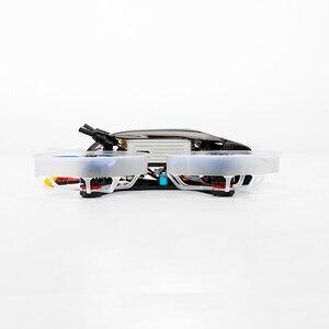 Image 5 - Transtec beetle hom 2.5 polegada 130mm hd transmissão de imagem mini fpv pequeno avião rc adequado para o lazer voo extravagante