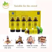 6 бутылок/упаковка Кордицепс синенз оральная жидкость гриб мицелия Анти рак против старения анти усталость уход за здоровьем Улучшение иммунитета