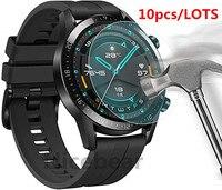 10Pack Voor Huawei Horloge Gt 2 Pro 46Mm/Honor Magic 2 Gehard Glas Screen Protector Scratch Smartwatch beschermende Glas
