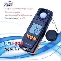 BENETECH Digitale lux meter GM1020 0-200 000 Lux  lux Verlichtingssterkte meter met achtergrondverlichting/180 graden draaien thermische sonde