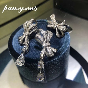 PANSYSEN Fashion Luxury Bow-kn