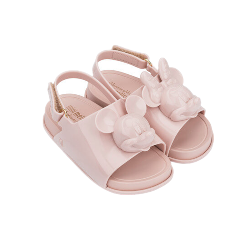 Mini Melissa Cosmic Sandal Mickey Head Girl Boy Jelly Shoes 2020 Baby Princess Melissa Sandals Non-slip Kids Beach Shoes SH144