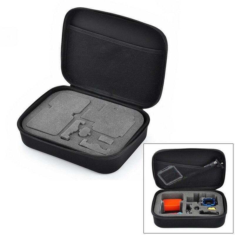 Caméra de Sport Portable étui de rangement sac de Collection pour GoPro Hero 8 7 6 5 4 Session SJCAM Xiaomi Yi 2 4K Mijia Go Pro accessoires