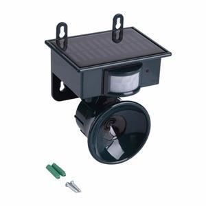Image 1 - Solar Powered Ultrasonic Pest Repeller Bird Dog Cat Fox Mouse Chaser Rat Repeller PIR Sensor Keep Animals Away