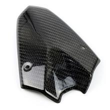 Dragonpad Motorcycle Carbon Fiber Wind Shield Front Headlight Fairing Cover for Kawasaki Z1000