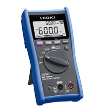 HIOKI DT4254 Digital Multimeter for Efficiently Maintaining Power Equipment PV and Megasolar Devices