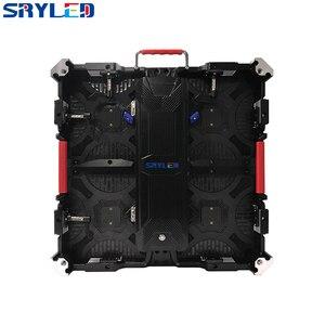 Image 3 - Nova p3.91 conduziu a garantia interna alta res 3840hz da parede video do painel 500x500mm