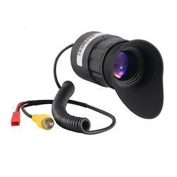 V780 Eyepiece 0.5 inch Display Lens 21mm High-quality Metal Shell Portable Portable Eyepiece Camera 12X Optical Lens