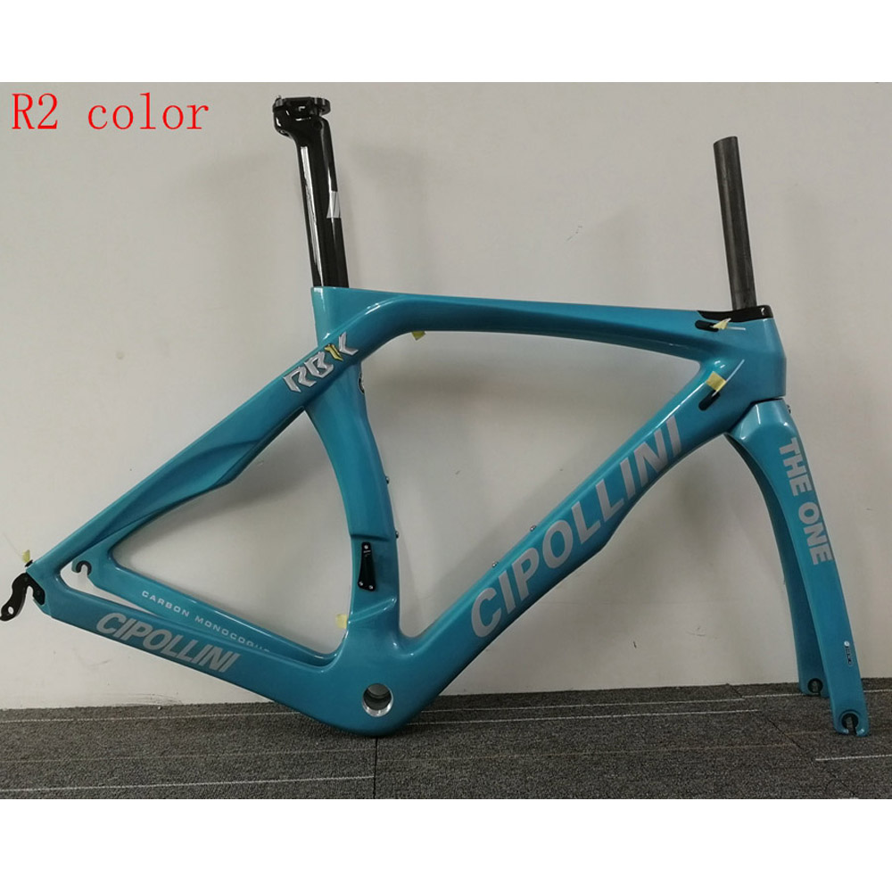 Bicycle Carbon-Road-Frame Racing-Bike Frameset-Made XDB DPD Cipollini One-T1100 Taiwan title=