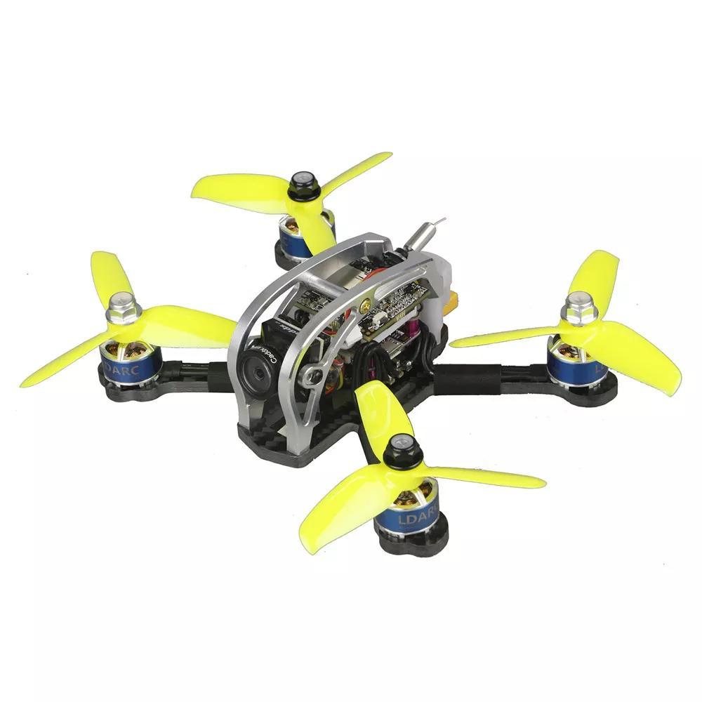RCtown LDARC 130GTI-HD 133mm F4 OSD 3-4S FPV Racing Drone PNP BNF w/ Caddx.US Turtle V2 1080P Camera