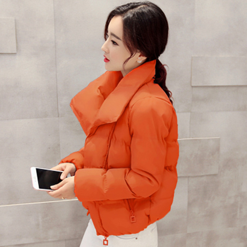 Winter Jacket Women 2020 New Autumn Winter Short Female Thick Jackets Korean Slim Coat Women's Clothing Plus Size 3XL Warm Coats