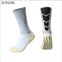 Men's Anti Slip Football Socks Athletic Long Socks for Basketball Soccer Volleyball Running 2020