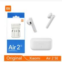 Original xiaomi ar 2 se mi verdadeiro fone de ouvido estéreo sem fio xiaomi air2 se noice cancelar bluetooth 5.0 fone twsej04wm
