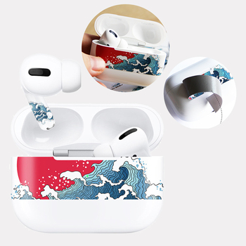 Camouflage Color Dust Guard for AirPods Pro 1