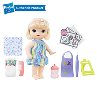 Hasbro Baby Alive Realistic Reborn Baby Dolls Girls Toys Interactive Kids Toys Doll Educational Ages 3 and up For Early Baby