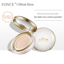 Korean cosmetics Air Cushion BB Cream Concealer Natural Snail Moisturizing Foundation Whitening Makeup Bare For Face Beauty