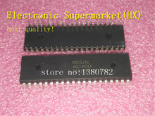 Ücretsiz Kargo 20 adet/grup STC89C52RC STC89C52 DIP 40 Yeni orijinal IC stokta var!