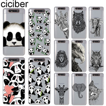 ciciber Phone Case for Samsung Galaxy A50 A70 A80 A40 A30 A20 A60 A10
